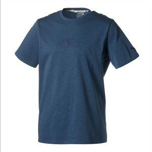 BRAND NEW ~ Navy Puma Teeshirt